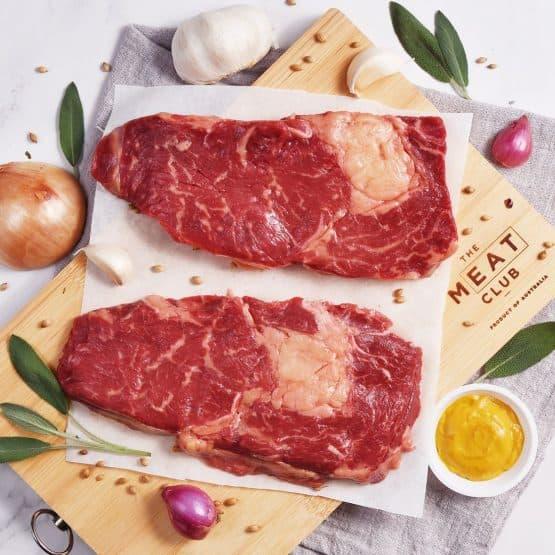 Angus Beef Ribeye Steaks (Scotch Fillet)
