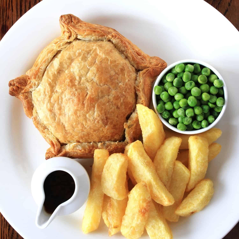 The Meat Club Porterhouse Steak Pie