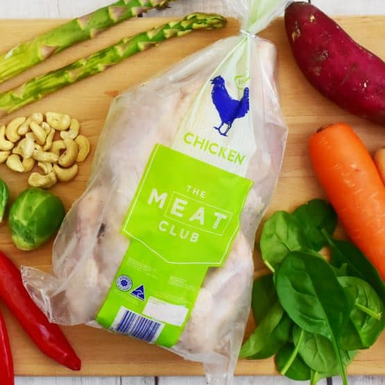 Cage Free Whole Chicken