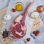Grass Fed Beef Tomahawk Steak - Chilled
