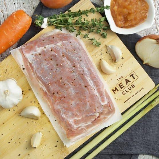 Free Range Pork Shoulder Lean (Skin-on)
