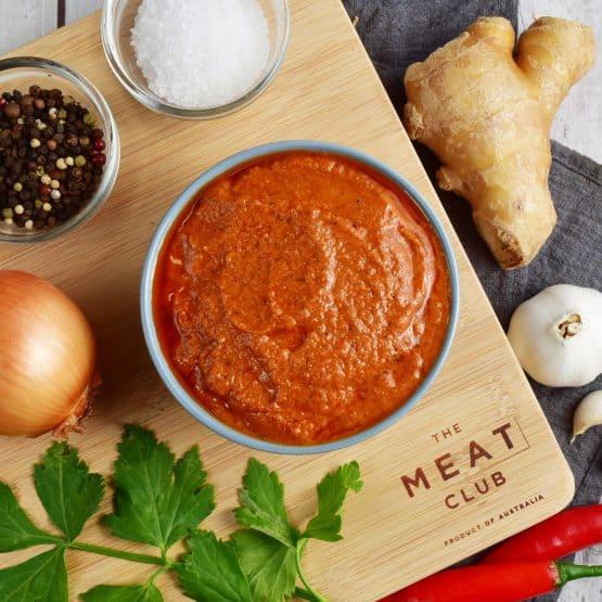 Rendang Cooking Sauce
