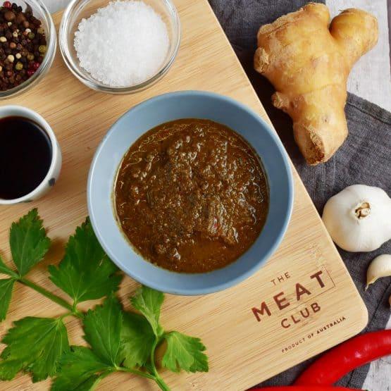Mediterranean Shawarma Marinade