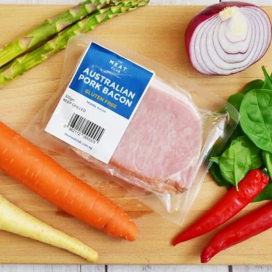 Free Range Pork Bacon