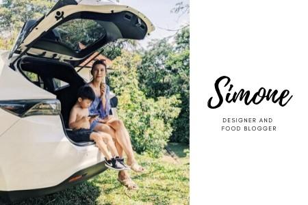 Supermum Edition: Simone Ruth