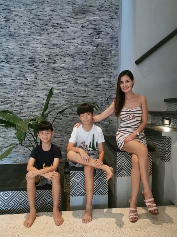 Family Favourites: Samantha Chan