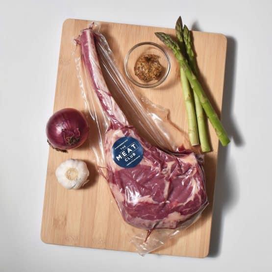 Grass Fed Beef Tomahawk Steak