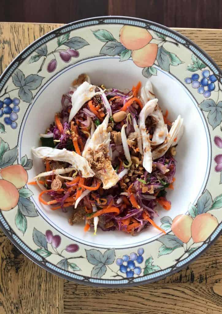 Viet Chicken Salad
