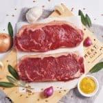 Angus Beef Sirloin Steaks (Porterhouse)