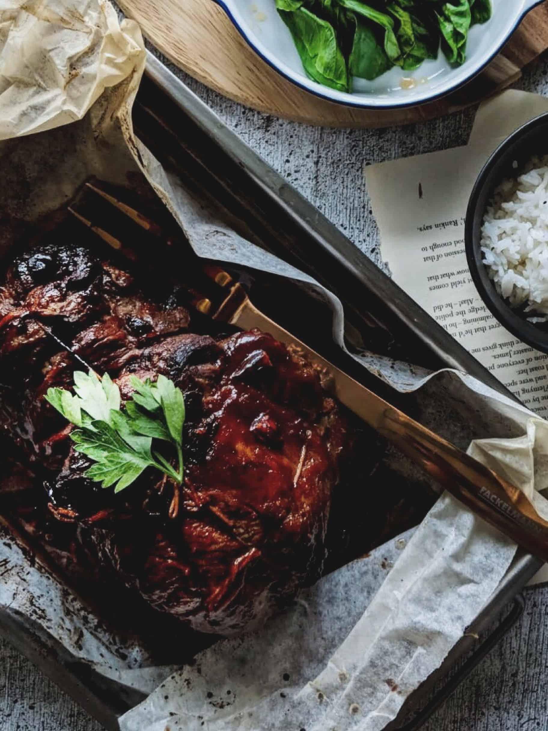 Char Siew Lamb Roast